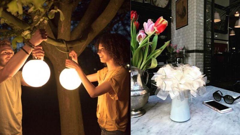 batteri lamper og oppladbare lamper
