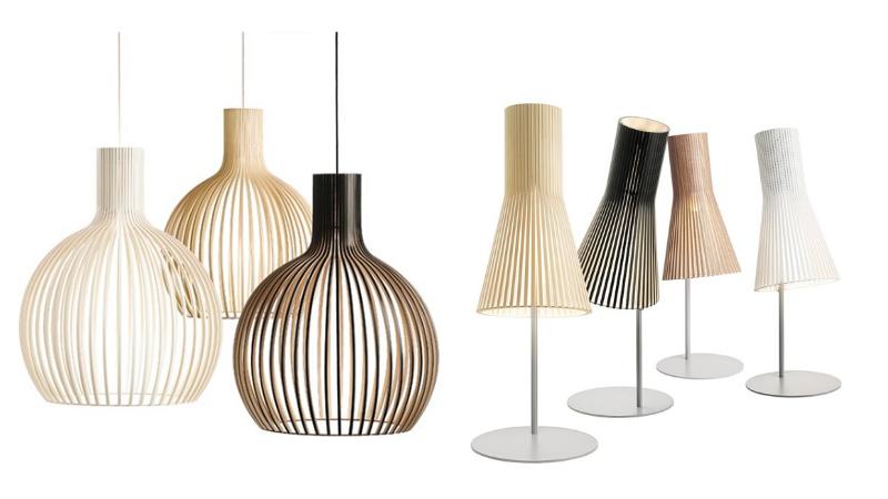 lampor från secto design