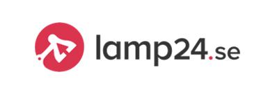 12% rabatt på alla lampor